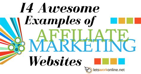 Marketing Websites - 14 brilliant affiliate marketing exles you can t ignore