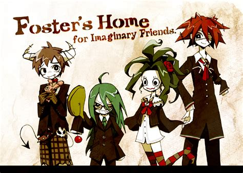 Bloo (foster's Home For Imaginary Friends)  Foster's Home