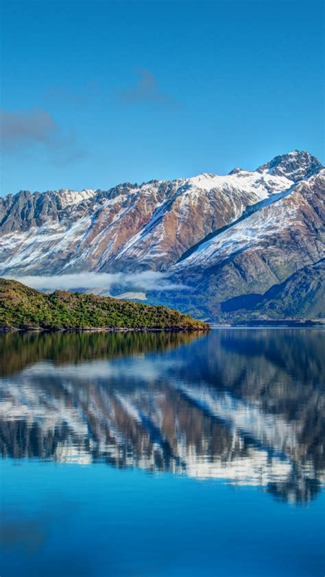 wallpaper  zealand mountain  hd wallpaper lake