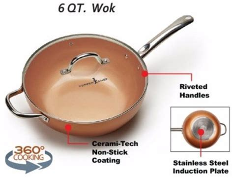 Copper Chef Wok Reviews   Too Good to be True?