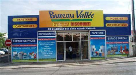 logo bureau vall馥 une troisième ouverture en guadeloupe pour le réseau bureau vallée