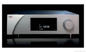 Ch Precision D1 - Manual - Super Audio Cd Player