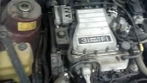 Motor Oldsmobile Cutlass 3 1 1992