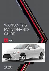 2020 Toyota Yaris Manuals Free Download  3863 Pdf Manuals