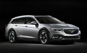The 2018 Buick Regal Not a Sedan, But Sportback and TourX