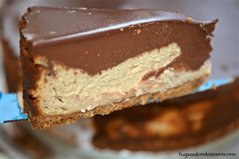 chocolate peanut butter cheesecake hugs  cookies xoxo
