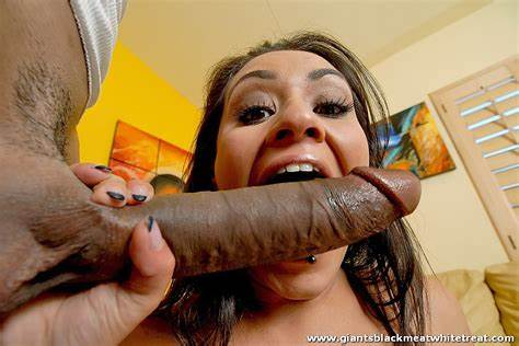 Prissy Dark Can Screwed By Meat
