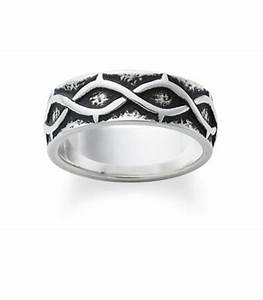 crown of thorns wedding band james avery With james avery mens wedding rings