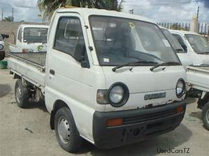 Used Suzuki Carry