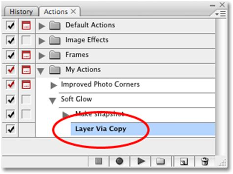 Photoshop Actions Tutorial  Recording An Action