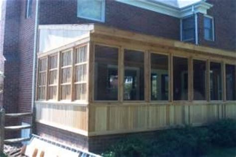How To Enclose A Screened In Porch by Porch In Bottom Of Screened Porch Must Do In