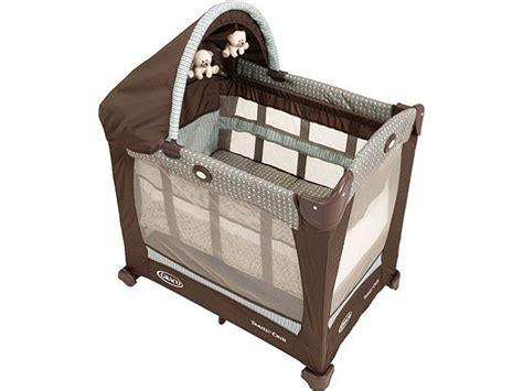 Graco Baby Travel Lite Portable Crib
