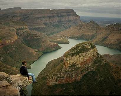 Blyde Canyon River Africa South Reserve Nature