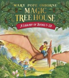 Magic Tree House Boxed Set: Books 1-28