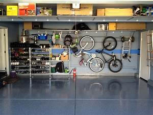 cool garage man cave ideas : Makeover With Cool Garage