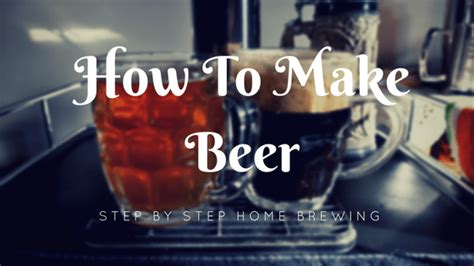 beer  home step  step misfit gardening