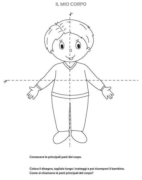 la maestra lo schema corporeo