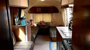 1967 Airstream Safari International  Sold 5  20  11   Interior Walk-through