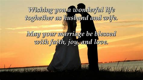 wedding status wishes messages  newly wed couple