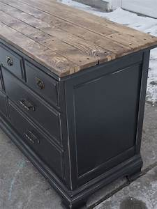 stained black dresser - Google Search Home - Livingroom