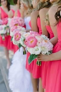 A Spectrum Of Gorgeously Pink Wedding Ideas MODwedding