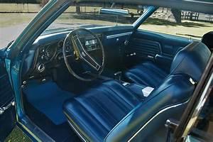1969 Chevrolet Chevelle Copo 2 Door Hardtop