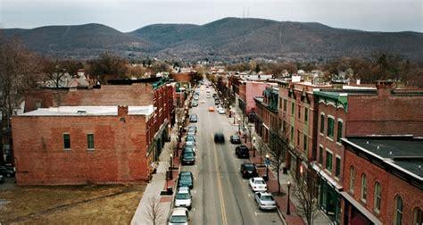 town reborn faces   threat   york times