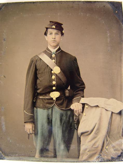Union Uniforms From The Civil War Wwwpixsharkcom