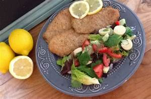 veal cutlet alla milanese