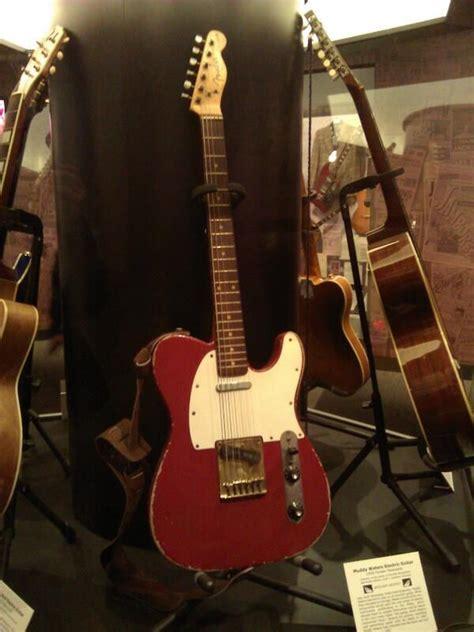 Muddy Waters Telecaster Guitar