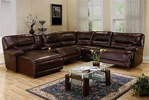 Sectional sofa design best sectional recliner sofa for Sectional sofa with 4 recliners