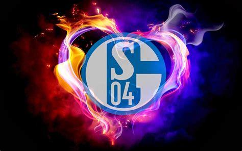 Logo FC Schalke 04 hintergrunde  HD Hintergrundbilder