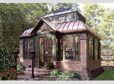 Tanglewood Conservatories – A Cottage Dream