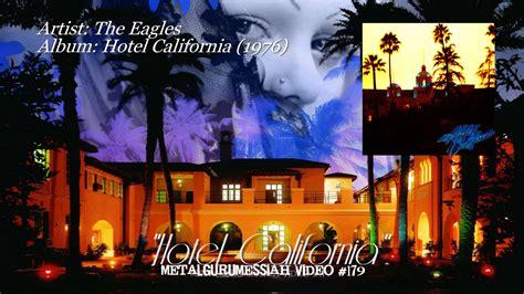 Hotel California  The Eagles (1976) Sacd Remaster Hd 1080p Video Metalgurumessiah Youtube