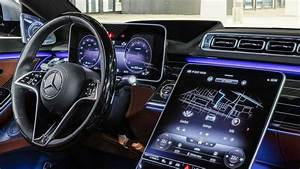 The 2021 Mercedes S