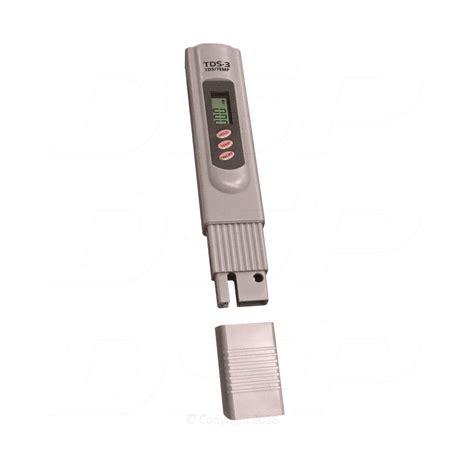 digital water quality tester tds meter