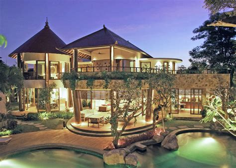 mansions designs innovative balinese houses designs design 535