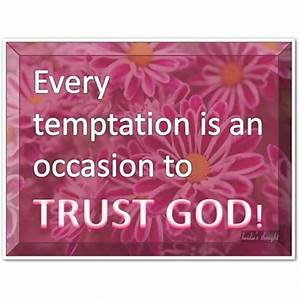 Quotes About Wi... Temptation Opportunity Quotes