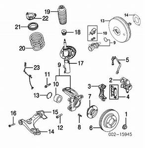 1987 - 1996 Dodge Dakota Parts List Catalog
