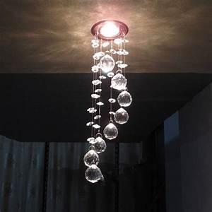 simple aluminum crystal chandelier lighting led k9 crystal chandeliers bedroom living room With lampadari moderni camera da letto
