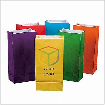 Bags Bright Goody Paper Bulk Custom Gift