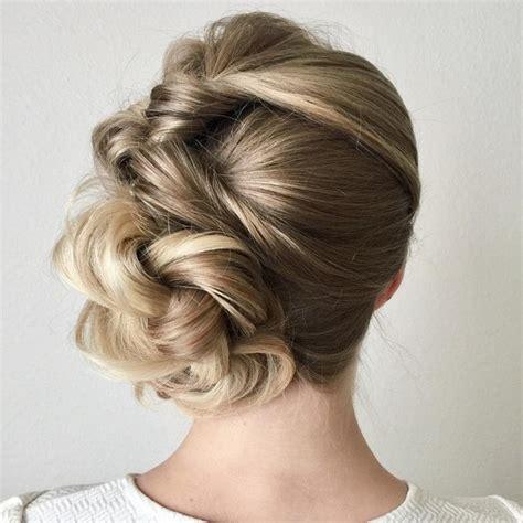 glamorous prom hairstyles  thin hair  secret