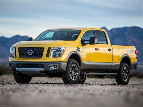 2018 Nissan Titan Xd Is Getting Some Changes  2018 2019