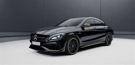 amg mercedes cla  amg coupe contract hire  business