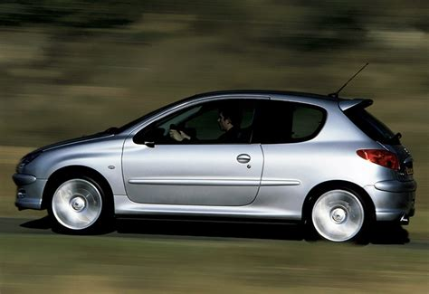 peugeot 206 price 2003 peugeot 206 rc specifications photo price