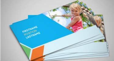 daycare business card templates  design ideas