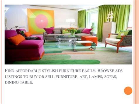 home decor items furnishings