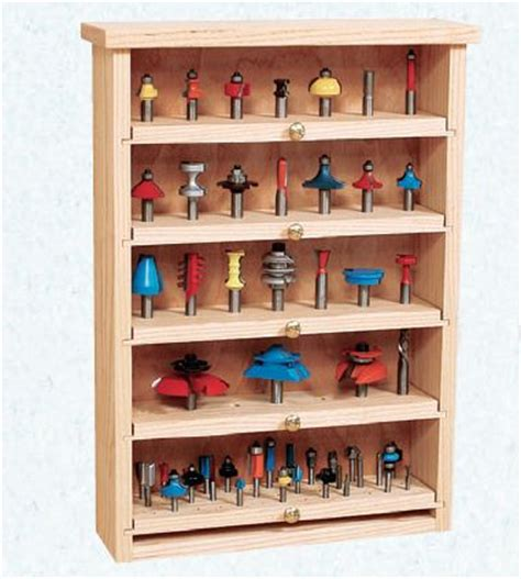 router bit cabinet woodsmith plans 1000 images about woodshop ideas storage on pinterest power tools woodworking plans and workshop