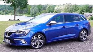 Renault Megane 3 Estate : renault megane estate gt 2016 youtube ~ Gottalentnigeria.com Avis de Voitures