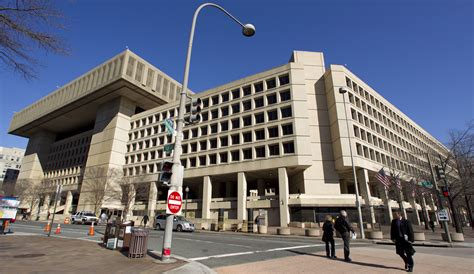 government bureau fbi building may soon be 39 put out of its misery